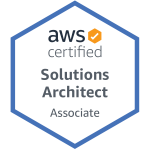 AWS-SolArchitect-Associate certificate
